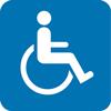 Chalet PMR accessible personne à mobilité réduite en Vendée