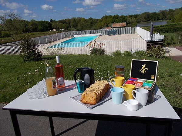 les services du camping en Vendée