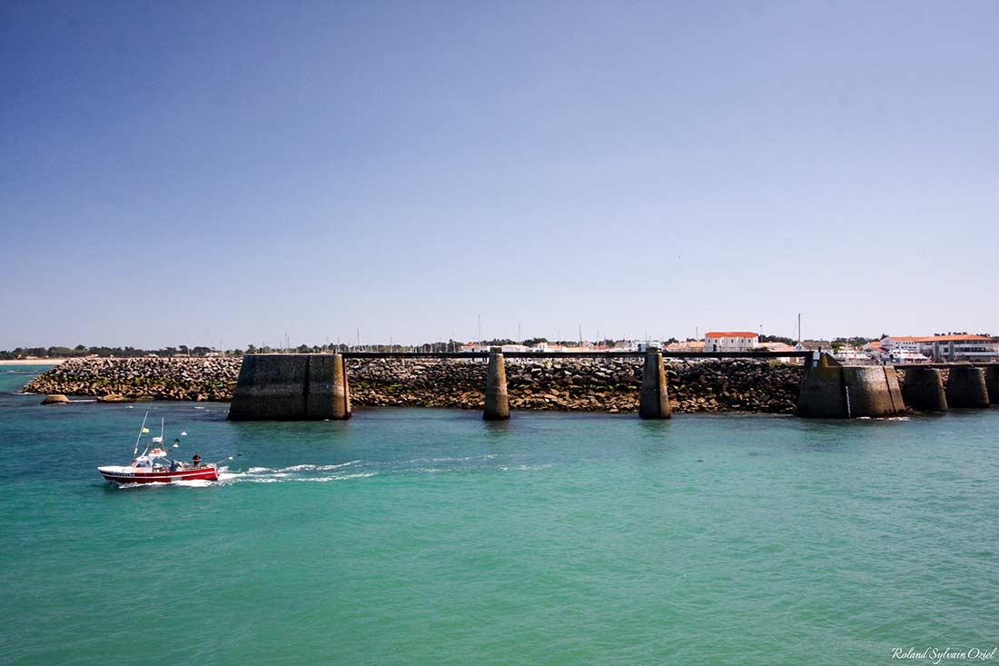 port Joinville L'Ile d'Yeu