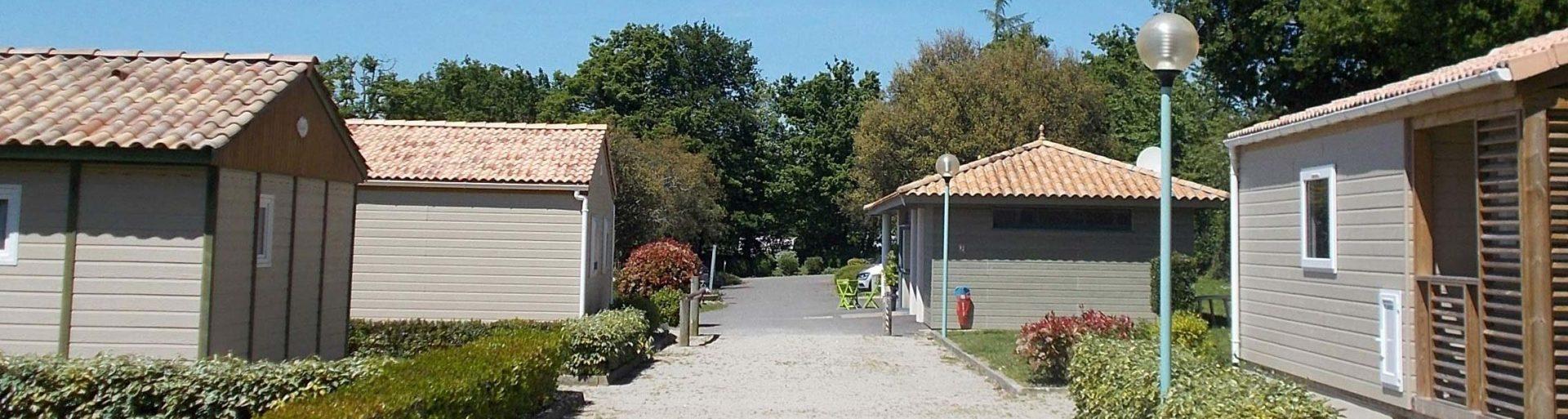 chalets les Ouches Vendée