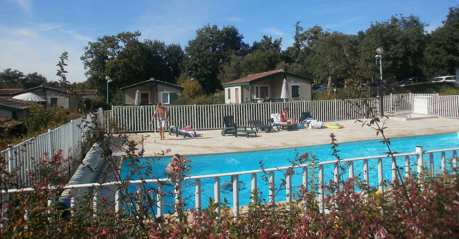camping piscine vendée