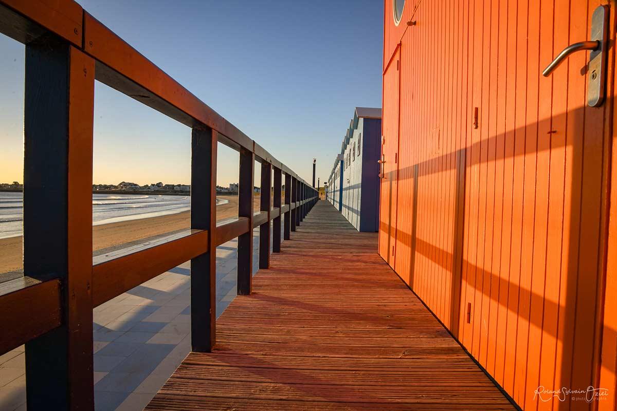 cabines de plage st gilles