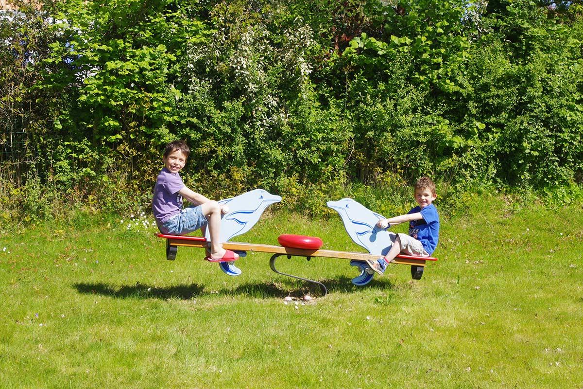 les jeux enfants du camping