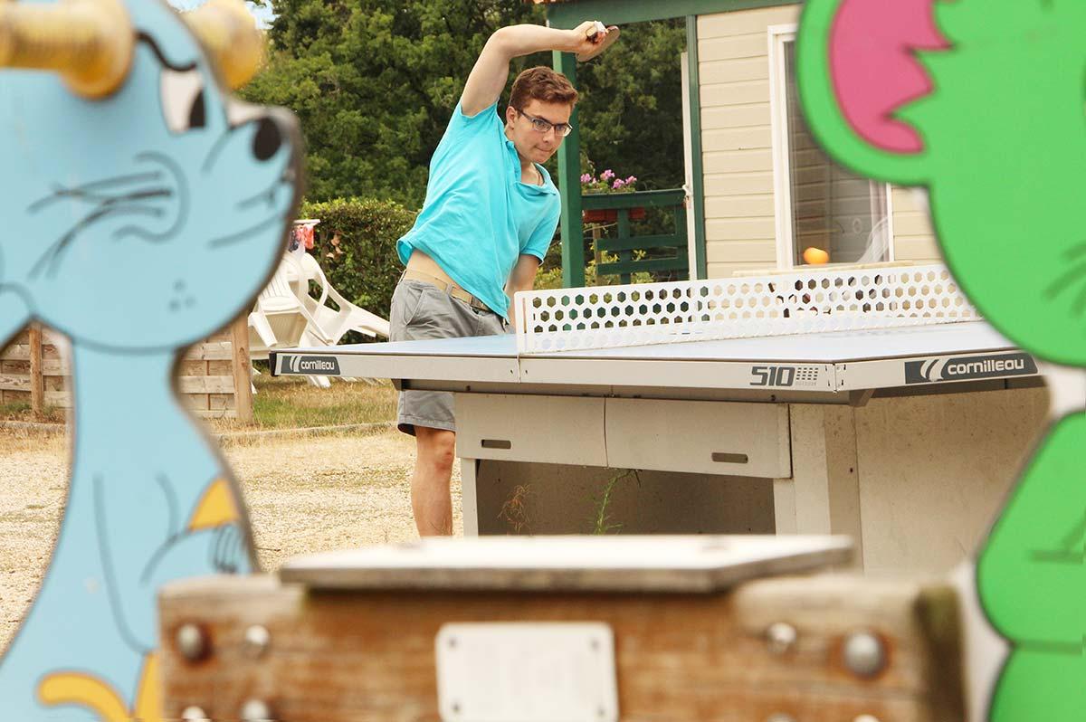 tennis de table (ping-pong)