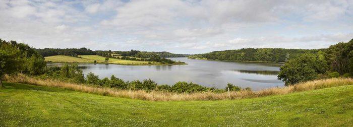Lac proche du Camping Vendée Globe